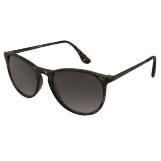 Urban Eyes Women's London Oval Sunglasses
