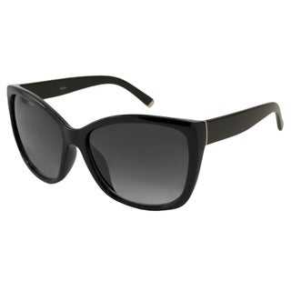 Urban Eyes Women's Maddie Rectangular Sunglasses
