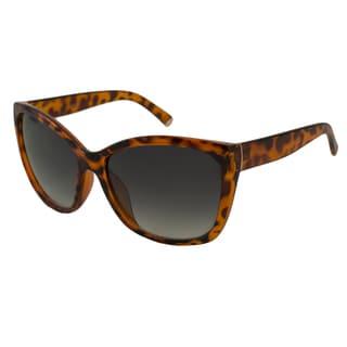 Urban Eyes Women's Maddie Rectangular Sunglasses