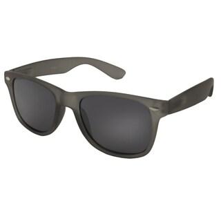 Urban Eyes Men's/ Unisex Rubber Wayfarer Rectangular Sunglasses
