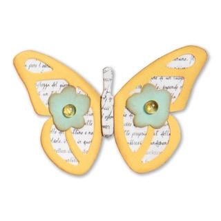 Sizzix ScoreBoards Butterfly Die by Eileen Hull