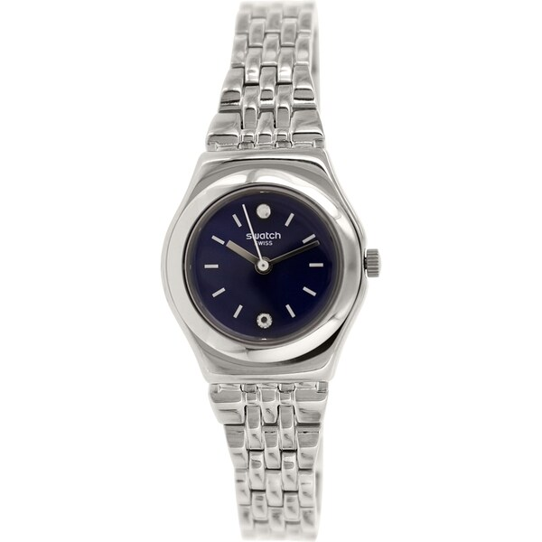 Swatch Women's Irony YSS288G Silvertone Stainless Steel Swiss Quartz Watch