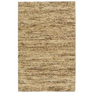 Nourison Sterling Copper Wool Area Rug (4' x 6')