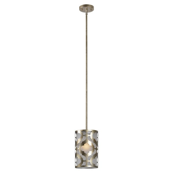 Dinah Single-light Gold Ceiling Fixture