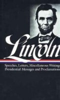 Abraham Lincoln: Speeches and Writings 1859-1865 (Hardcover)