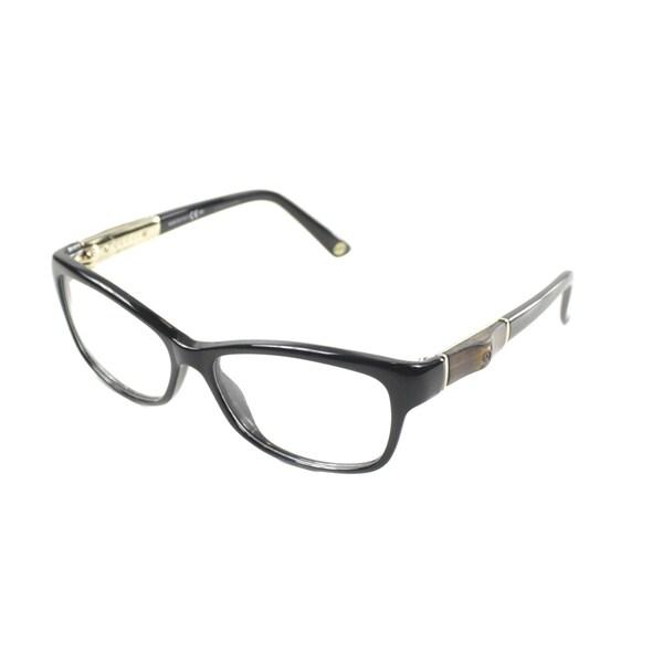 Gucci Bamboo Frame Glasses : Gucci Womens GG 3673 4UA Black/ Bamboo Plastic Eyeglasses ...