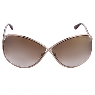 Tom Ford Women's 'TF130 Miranda 28G' Sunglasses