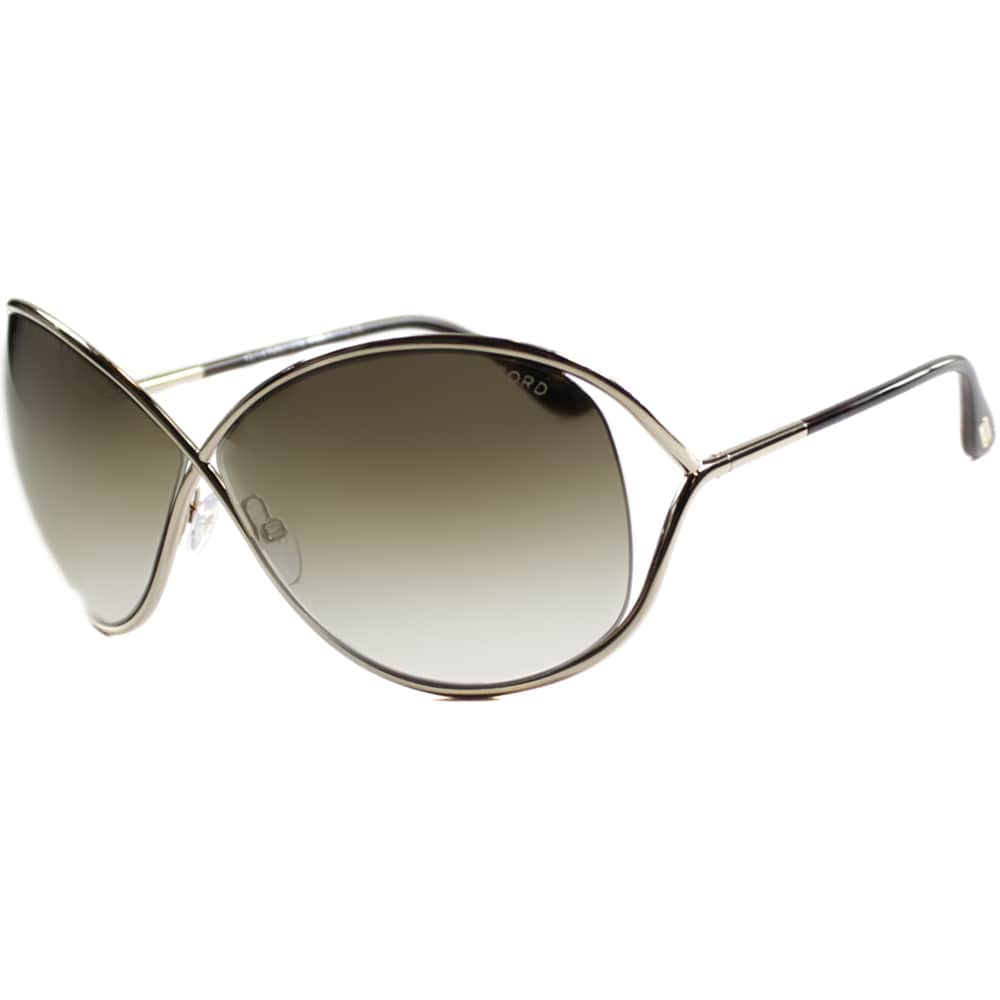 tom ford women 39 s 39 tf130 miranda 28g 39 sunglasses overstock shopp. Cars Review. Best American Auto & Cars Review