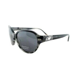 Tommy Bahama Women's 'TB 7031 001' Polarized Sunglasses