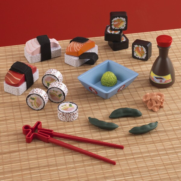 KidKraft Toy Sushi Dinner Set