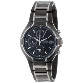 Pulsar Men's PF3547 Stainless Steel Alarm Chronograph Watch