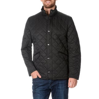 Perry Ellis Portfolio Mens HD Tech Quilted Jacket