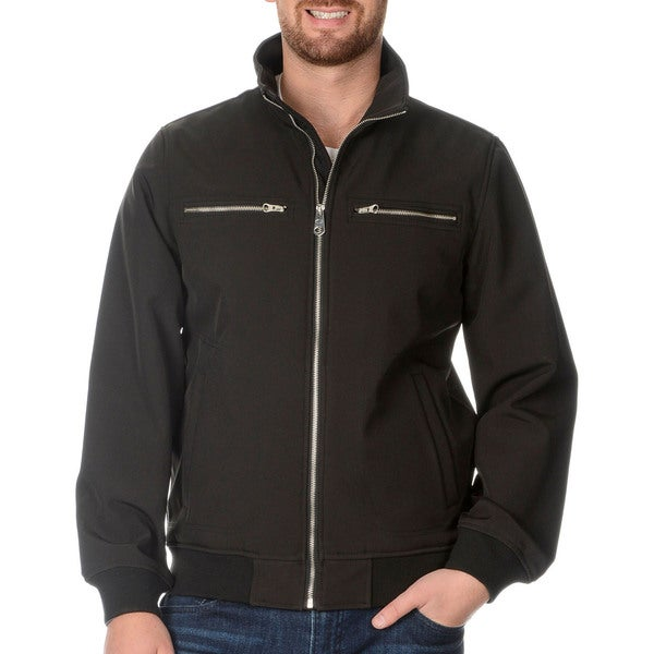 Buffalo David Bitton Men's Black Jacket