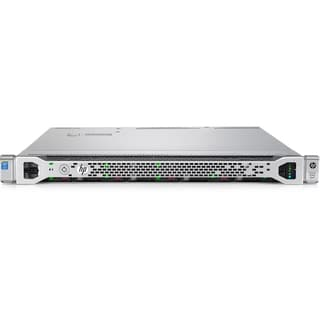 HP ProLiant DL360 G9 1U Rack Server - 1 x Intel Xeon E5-2660 v3 2.60