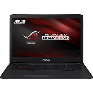 "ROG G751JY-DH71 17.3"" LED (In-plane Switching (IPS) Technology) Noteb"