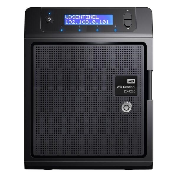WD Sentinel DX4200 Windows Storage Server