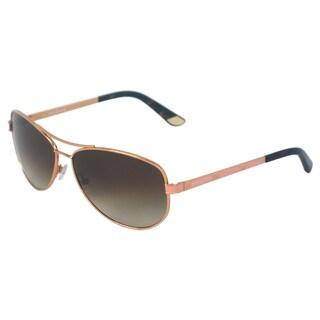 Juicy Couture Women's 'JU 554/S 0AU2 Y6' Rose Gold Sunglasses