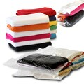 14 x Multi-Size Pack Seal Compressed Vacuum Space Saver Storage Flat Bags