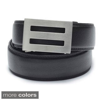 Trakline belts with stainless steel buckle