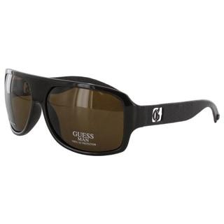 Guess Men's GU6609P Polarized Sunglasses