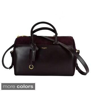 Saint Laurent Classic Duffle 6 Handbag