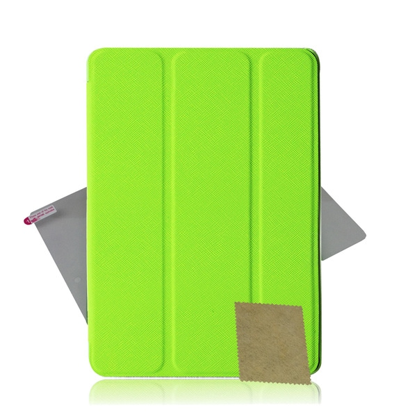 Tri-Fold iPad Smart Cover with Screen Protector