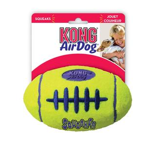 Kong AirDog Football Squeaker Toy