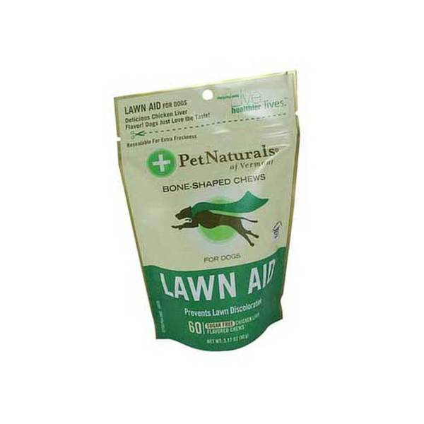 Pet Naturals of Vermont Lawn Aid Dog Chews