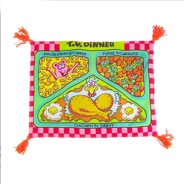 FatCat Boogie Mat TV Dinner