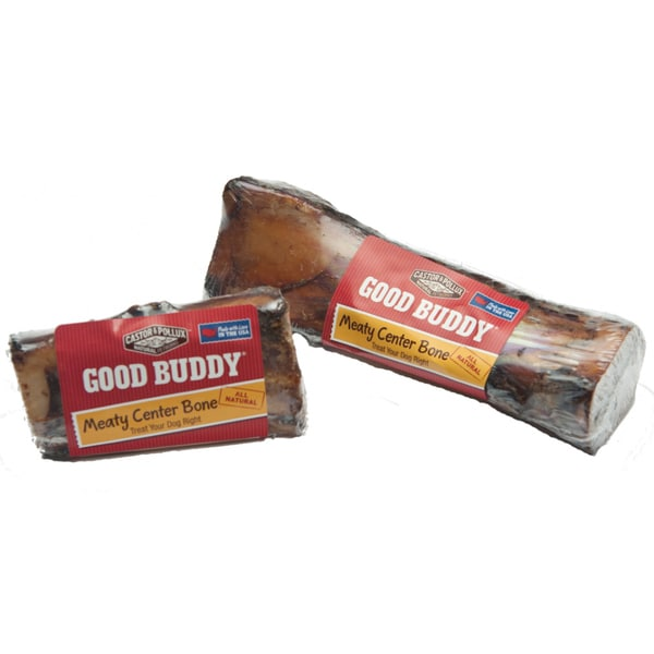 Castor & Pollux Good Buddy Meaty Center Dog Bone