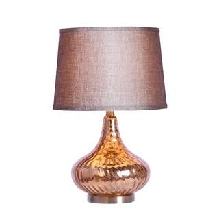 Somette Joli Brown Table Lamp