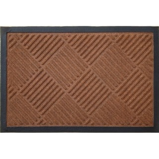 Tan Molded Polypropylene Doormat