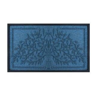 'Tree' Design Molded Polypropylene Doormat