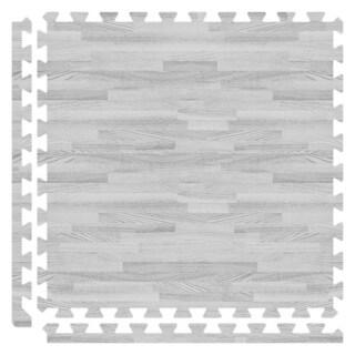 SoftWoods Floor Tile Set - Grey