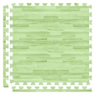 SoftWoods Floor Tile Set - Green