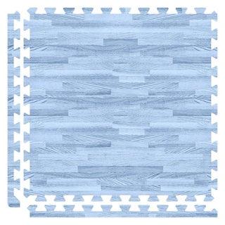 SoftWoods Floor Tile Set - Blue