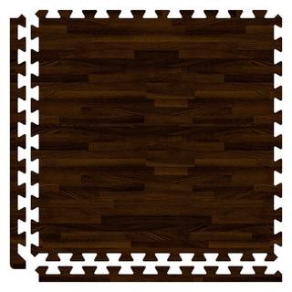 SoftWoods Floor Tile Set - Walnut