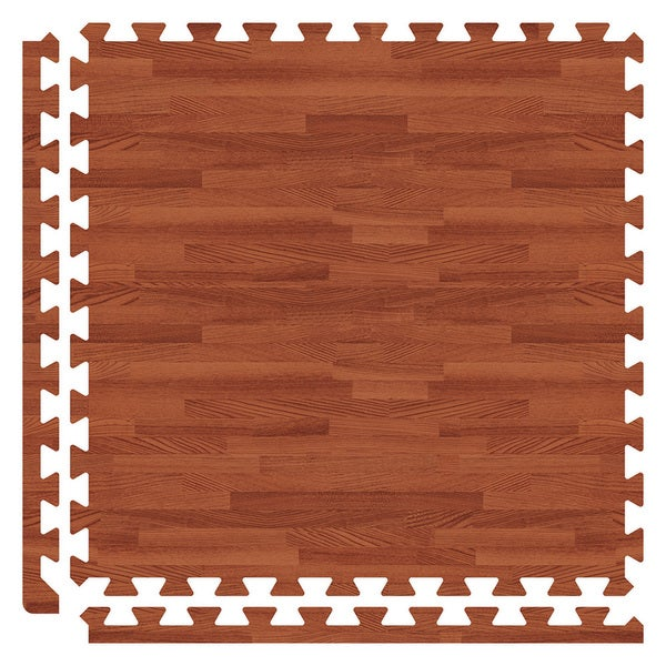 SoftWoods Floor Tile Set - Red Oak