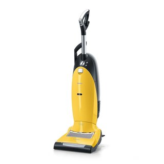 Miele S7280 Jazz Canary Yellow Upright Vacuum Cleaner
