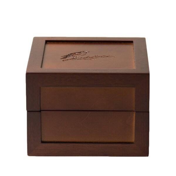 Hives & Honey Medium Sparrow Motif Box