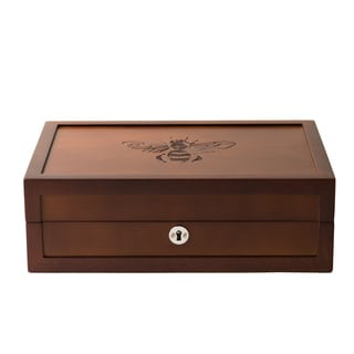 Hives & Honey Large Bee Motif Box