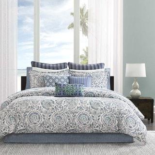 Echo Design Kamala Cotton 4-piece Comforter Set