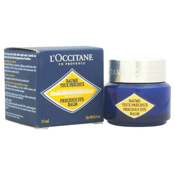 L'Occitane Immortelle Harvest 0.5-ounce Eye Balm