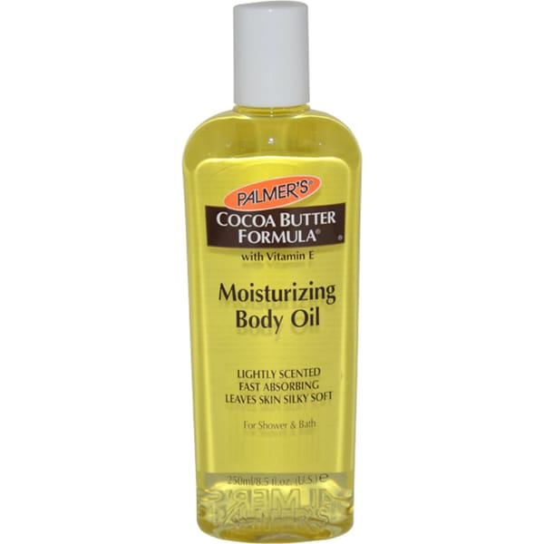 Palmer's Cocoa Butter Formula with Vitamin E Moisturizing Body 8.5-ounce Oil