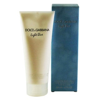 Dolce & Gabbana Light Blue Women's 6.7-ounce Refreshing Body Cream