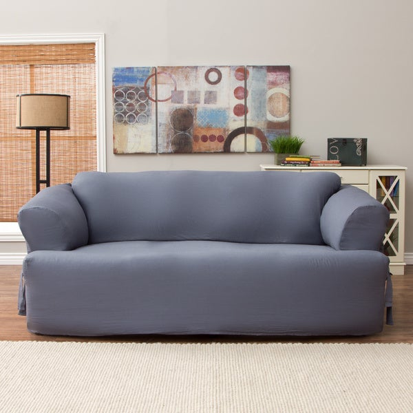 Tailor Fit Relaxed Fit Cotton Duck T Cushion Sofa
