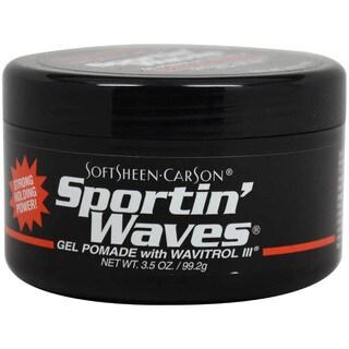 Sportin' Waves Gel Pomade with Wavitrol III 3.5-ounce Pomade