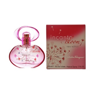 Salvatore Ferragamo Incanto Bloom Women's 1-ounce Eau de Toilette Spray