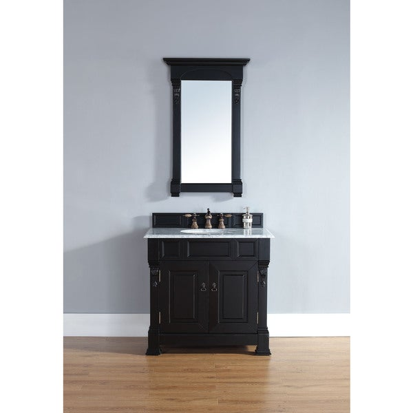 James Martin 35-inch Brookfield Single Vanity - Vanity Base Only