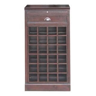 Decorative Napa Wine Cabinet with Pull-out Tray